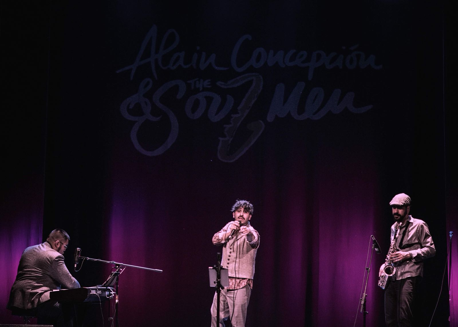Alain Concepcion & The Soul Men